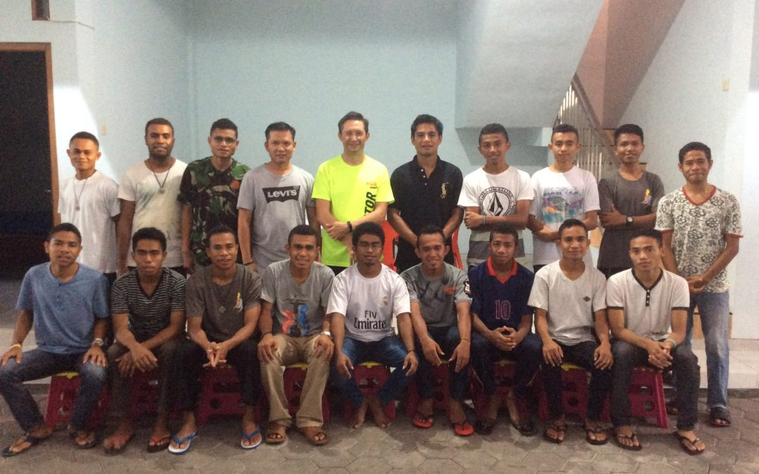A new community in Indonesia