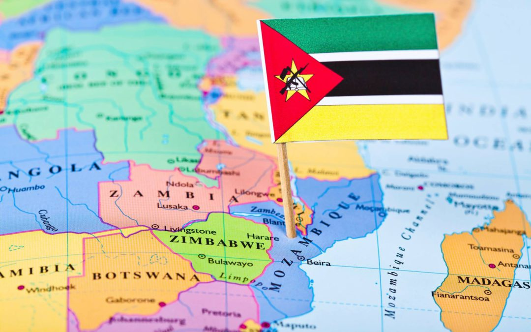 Our mission in Mozambique begins