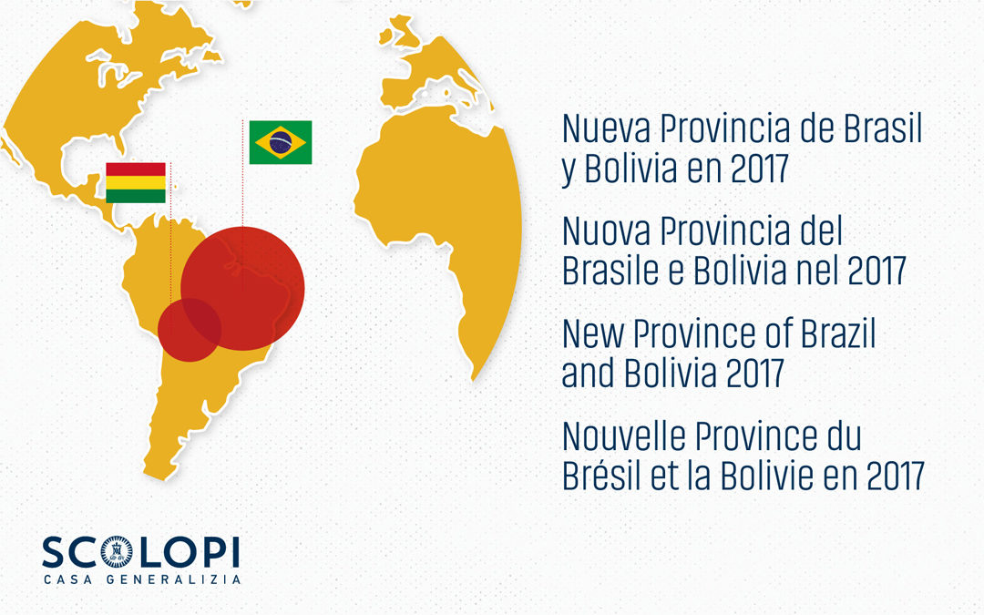 New Province of Brazil and Bolivia