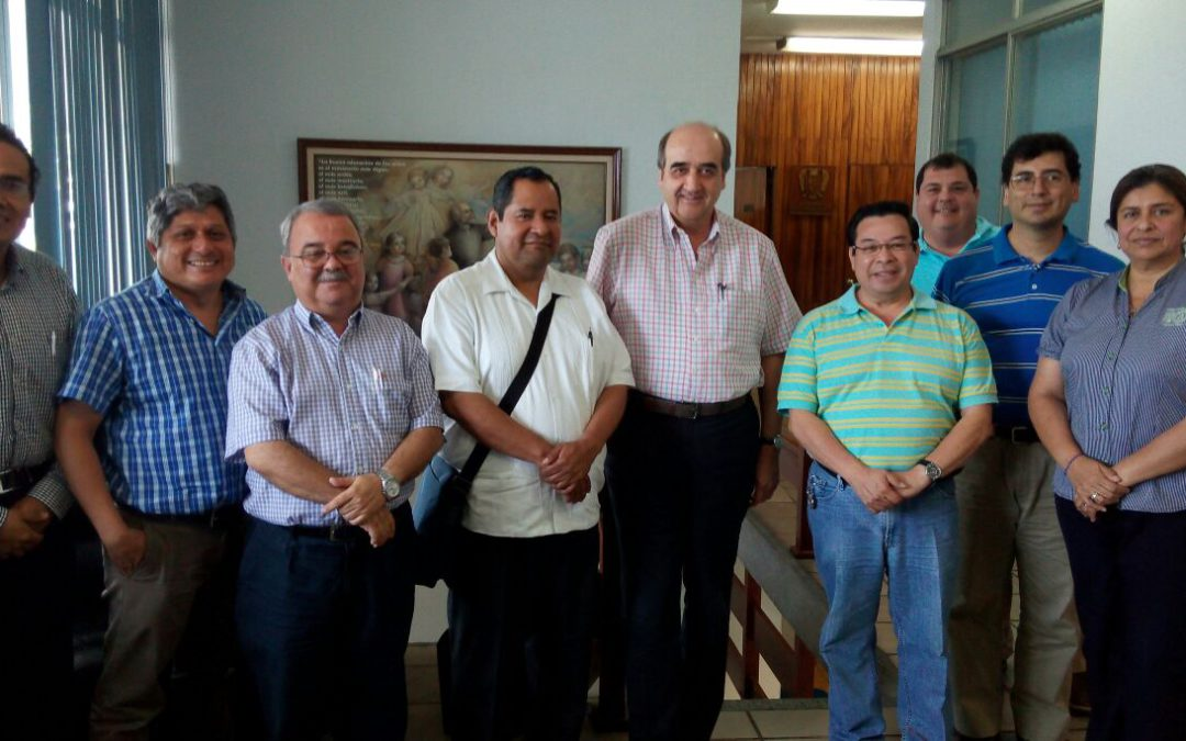 We keep taking steps in the construction of the Piarist Presence in Veracruz