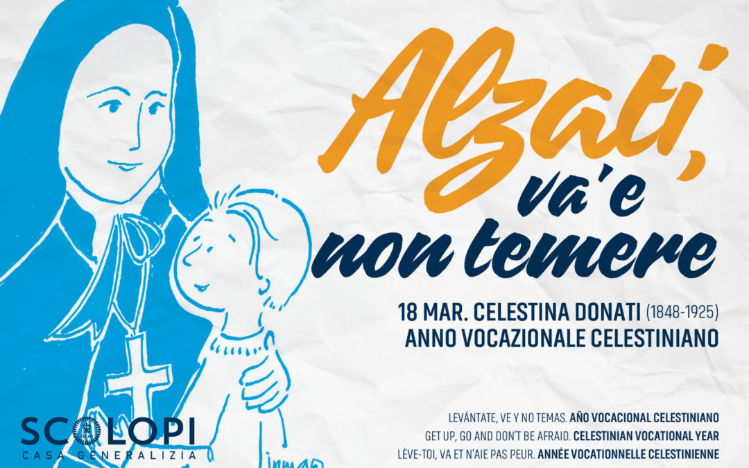 "The Poor Daughters of Saint Joseph Calasanz, ""Calasanziane"", convene a Celestinan Vocational Year"