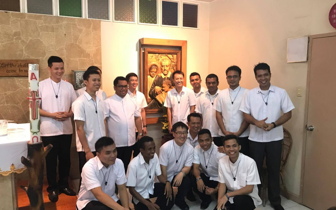 Acceptance to the Novitiate and Simple Profession