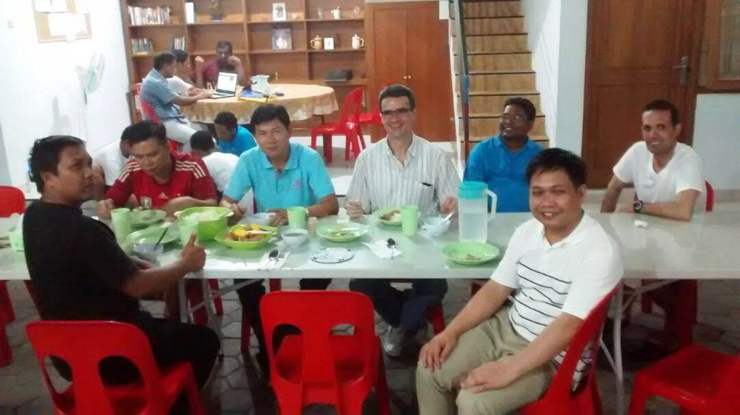 Formation meeting of formators in the Circumscription of Asia