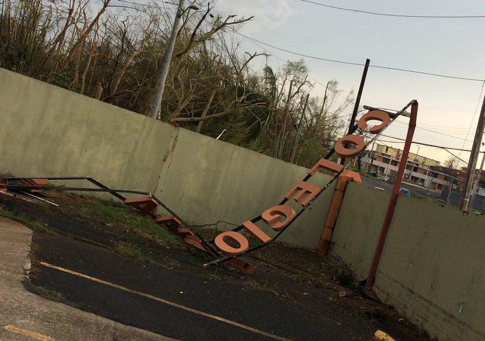 Actualización sobre la situación de los escolapios en Puerto Rico