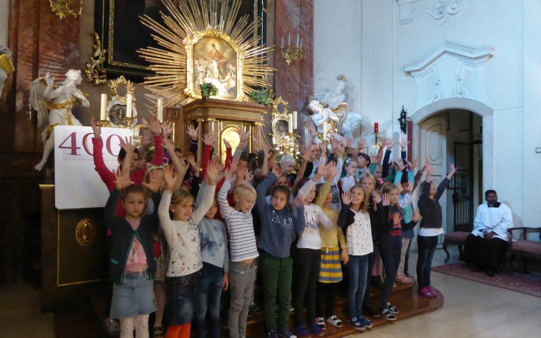 Fiesta de Calasanz en Austria
