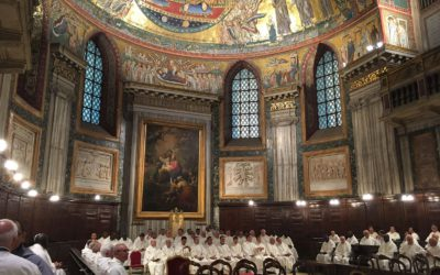 Eucharist of Thanksgiving for the Canonization of the Piarist Faustino Míguez