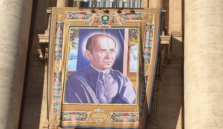 Canonization of the Piarist Faustino Míguez