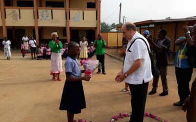 Visit of Father General to Bafia and Bamendjou