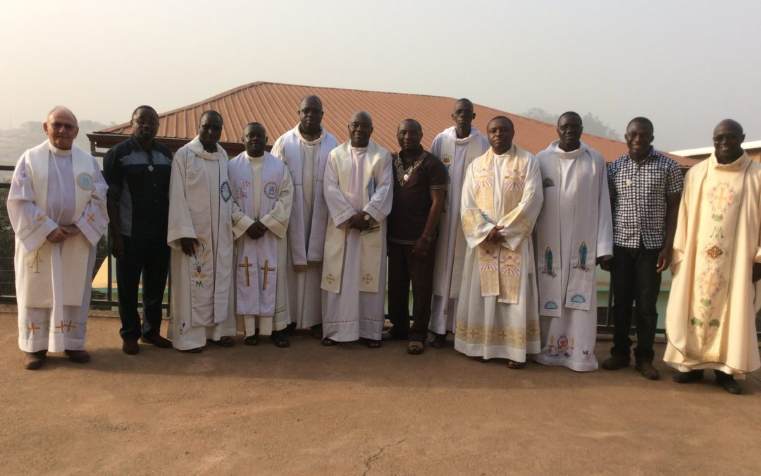 Meeting of Masters of Junior of the African Circumscription