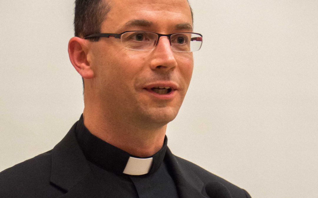Fr. Zsolt Labancz, elected President of the UECMS
