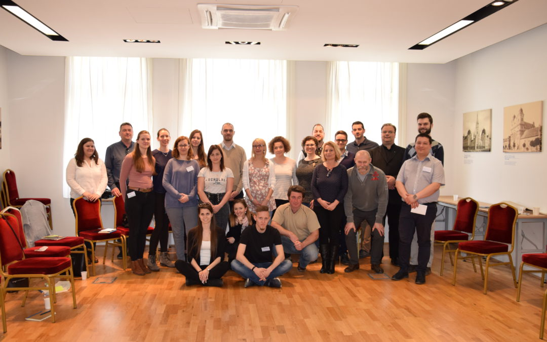 Ongoing Training in the Province of Hungary