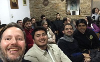 Annual meeting of Catechists in Argentine