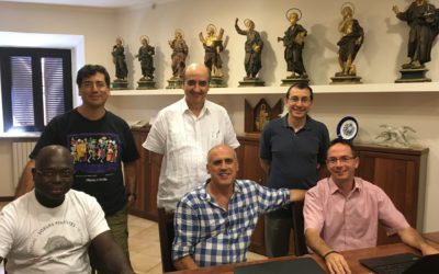 Meeting of the Secretariat of Vocational and Formative Culture