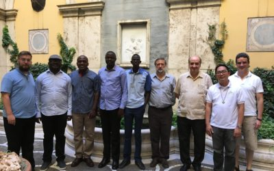 The ICALDE meets in Rome