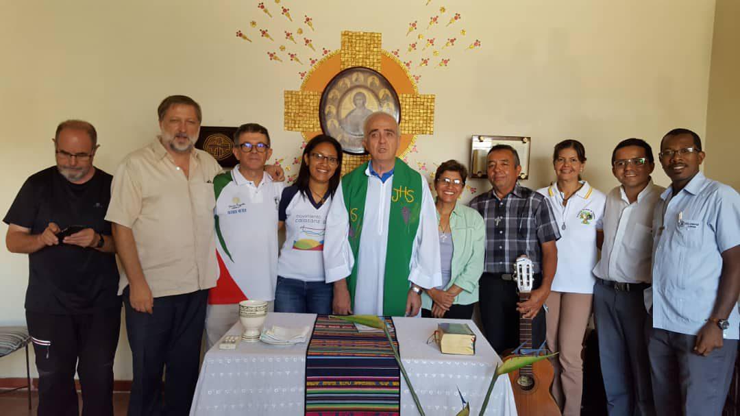 Nueva comunidad en Barquisimeto. Un signo profético
