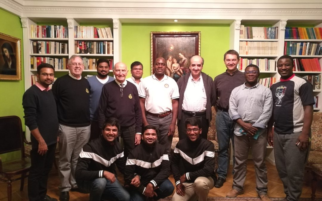 Visit of Fr. General to the Province of Austria