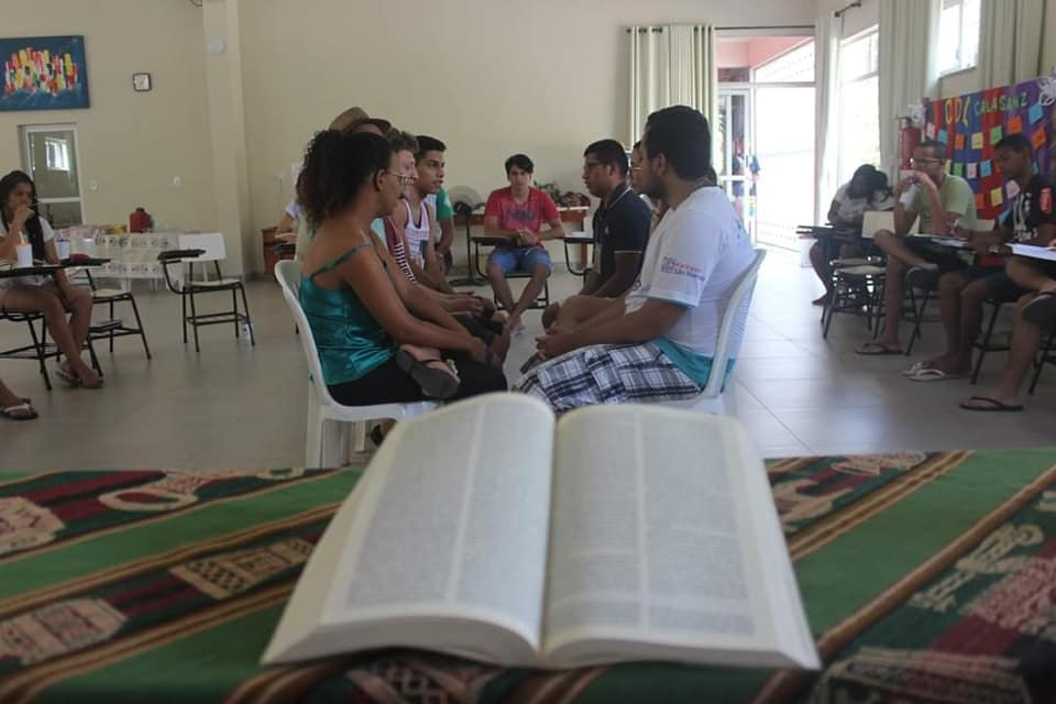 Youth meeting in Brazil