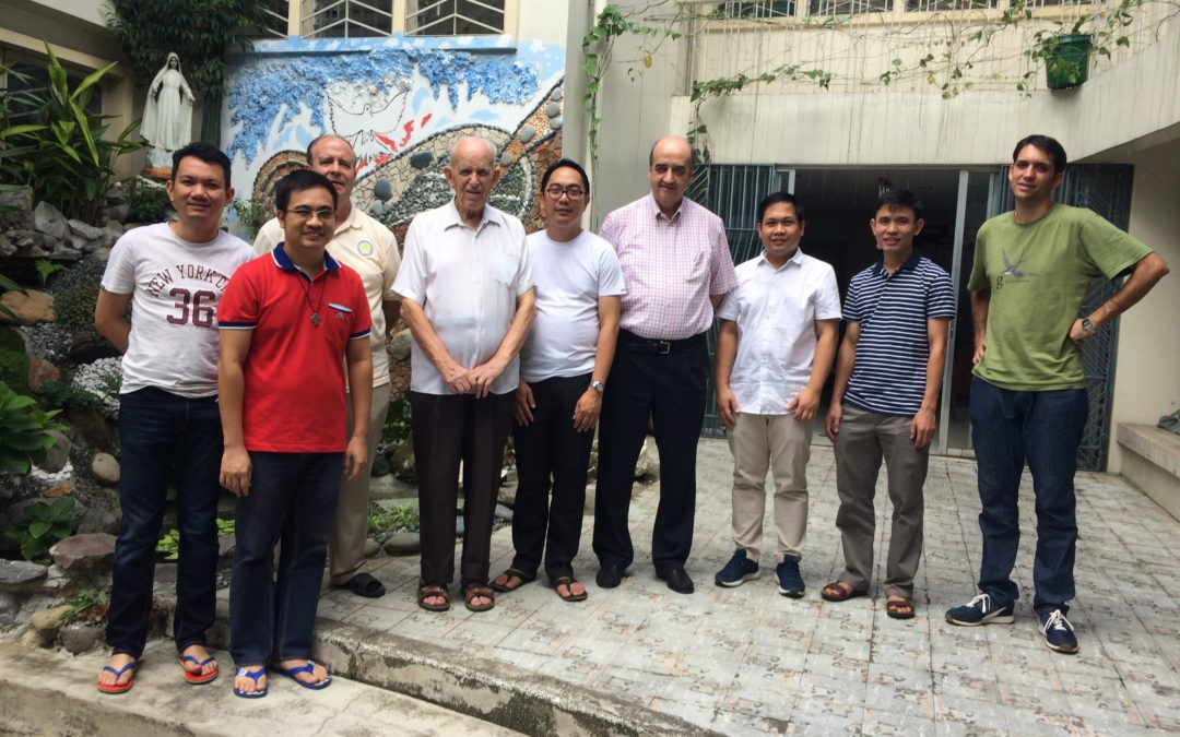 The meeting on Pastoral Work for Vocations in Asia ends