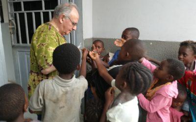 Presencia escolapia en Kikonka (Congo RD)