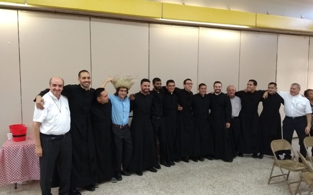 Diaconal ordination of Ricardo Rivera in Ponce