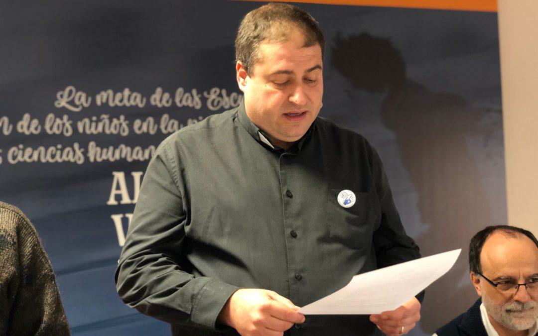 Jorge Iván Ruiz, elegido Padre Provincial de Betania