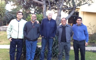 Meeting of the Commission for the Foundation in Guatemala