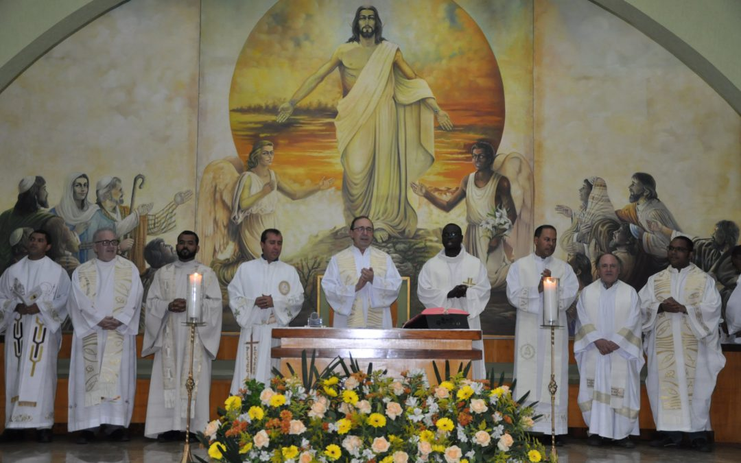 Province of Brazil and Bolivia: Religious profession of young Piarists