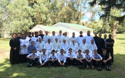 Province of Argentina: Meeting of youth in formation