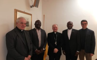 Presentation of the Calasanz Institute of the Right to Education (ICALDE) to the Congregation for Catholic Education