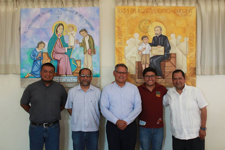 New Provincial Congregation of Mexico