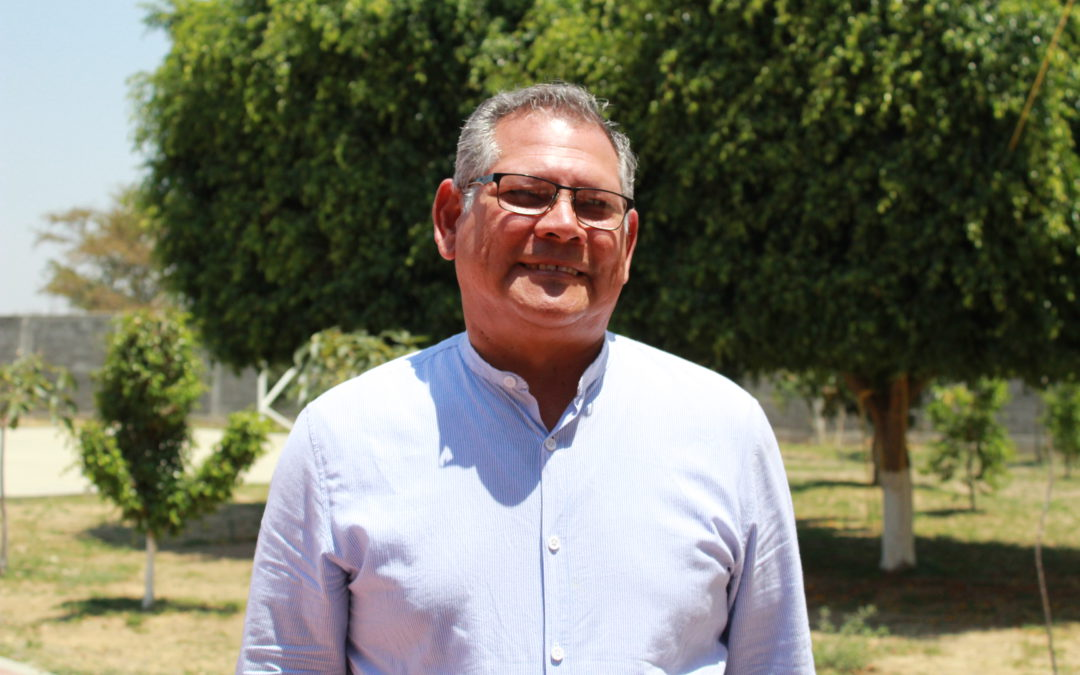 Fr. Marco Antonio Véliz has been elected Provincial of Mexico