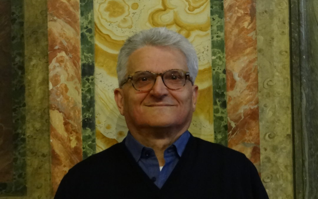 Fr. Sergio Sereni, new Provincial Superior of Italy