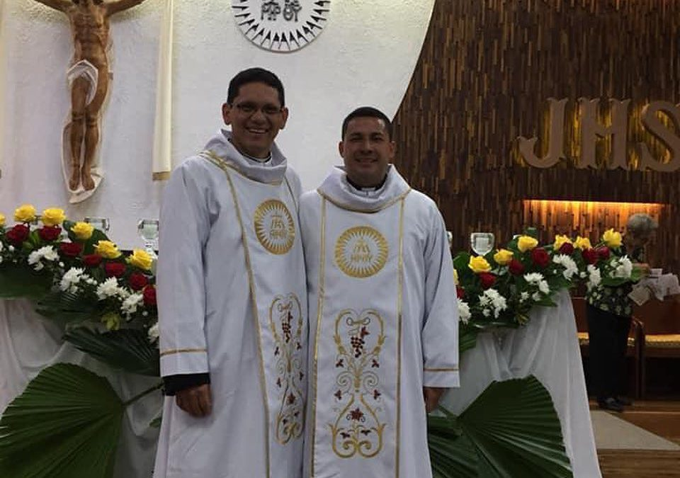 Ordinations diaconales à USA-Porto Rico