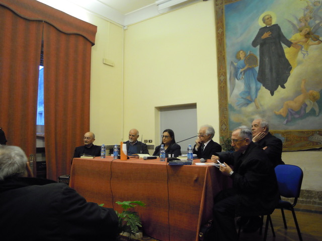 Province of Italy: Presentation of the book Princeps Iuventutis on Saint Joseph Calasanz
