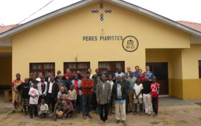 The experience of the Pious Schools Going Forth in Kikonka continues