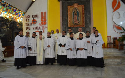 Renewal of vows in Mexico