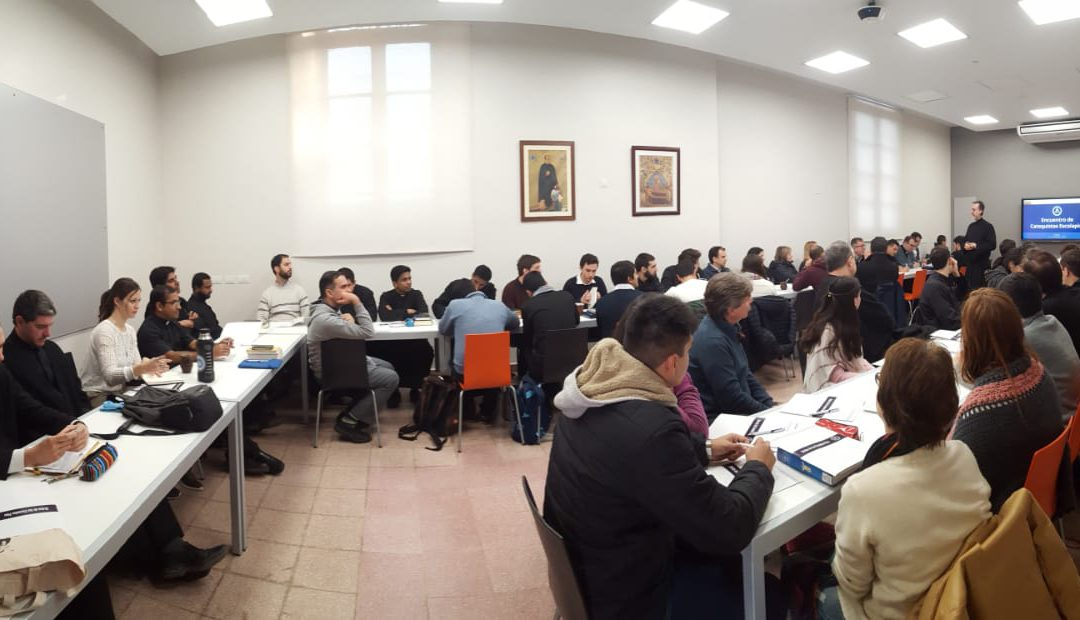 Meeting of Catechists of the Pious Schools of Argentina