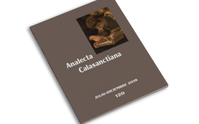 Analecta Calasanctiana 120 Iul-Dec 2018