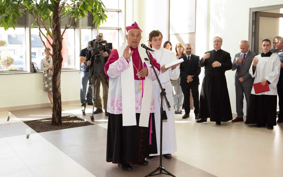 Province of Poland  Joy for the blessing of the new Piarist School in Rzeszów