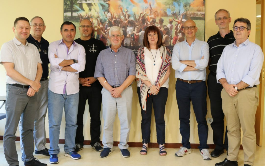 Meeting of the European team of School Institutions of the Pious Schools