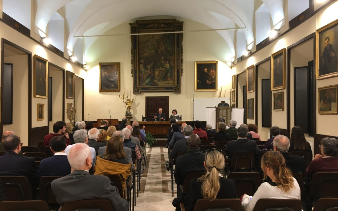 "Presentation of book ""A women's Brotherhood in Rome. The Company of St. Anne in the Church of St. Pantaleo between the 17th and 18th centuries"" by Alessia Lirosi"