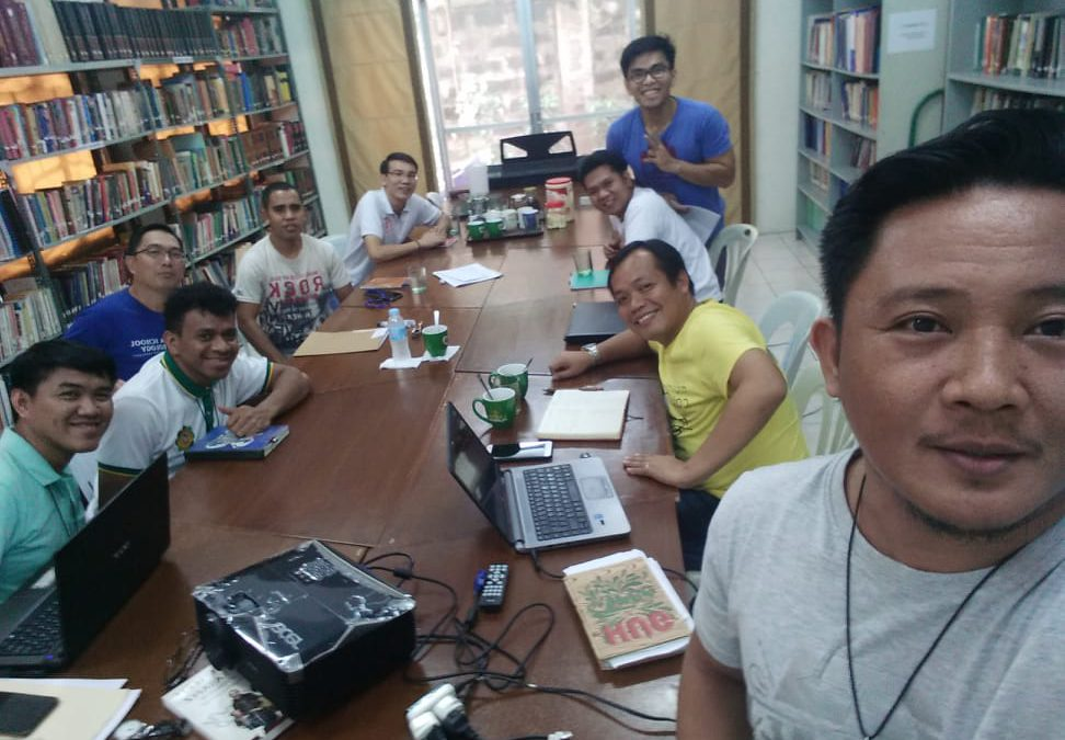 Japan-Philippines: Calasanz Movement Committee Meeting