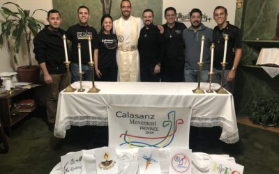 News from the Calasanz Movement Provincial Team of USA and PR