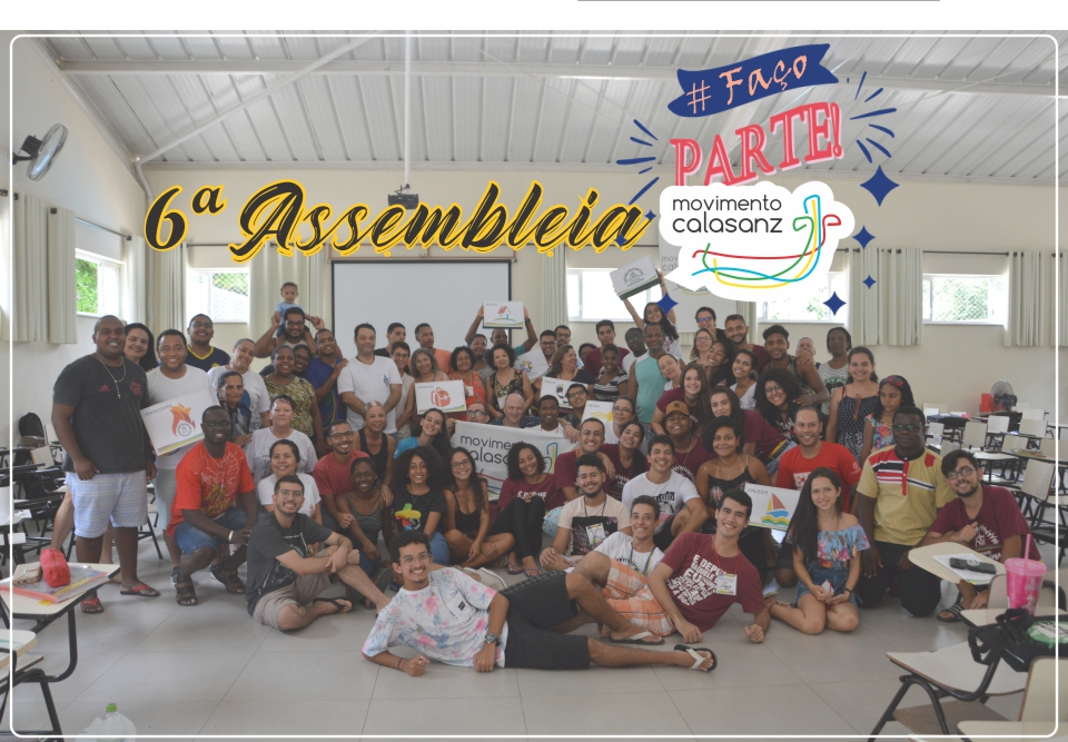 Assembly of the Calasanz Movement in Brazil