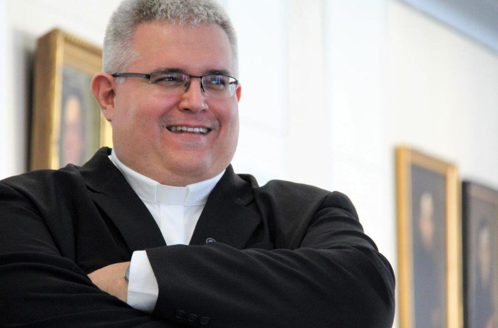 Fr. László Szilvásy, elected President of the Conference of Major Superiors of Hungary