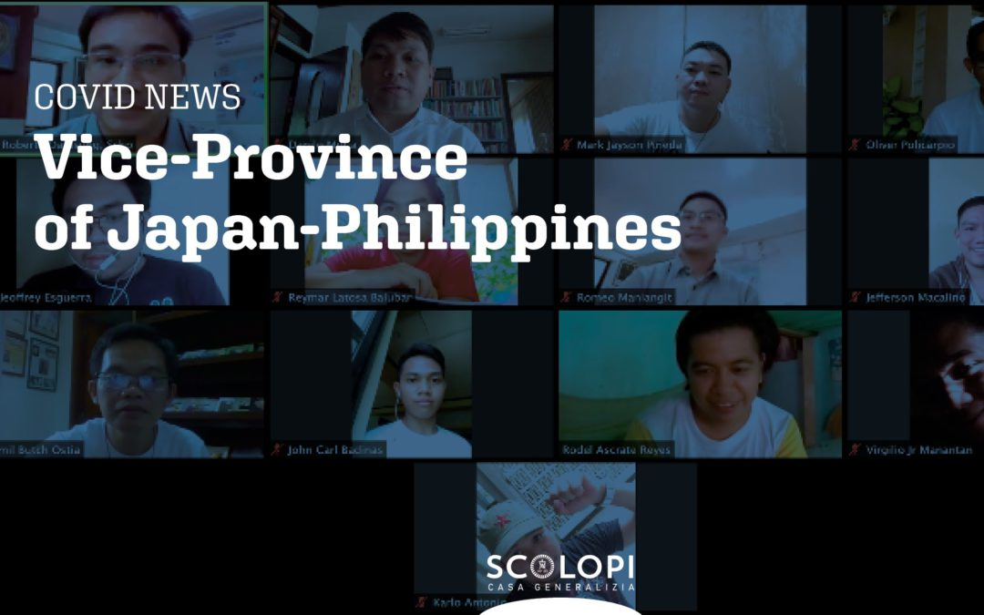 Vice-Province of Japan-Philippines. Keeping the Faith Alive