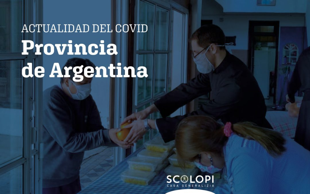The 150 years of Piarist presence in Argentina and Covid-19