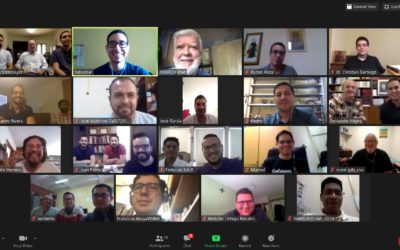 Virtual Encounter of Young Piarists of the USA-PR Province