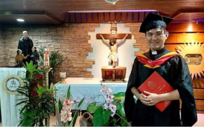 Graduation in Theology