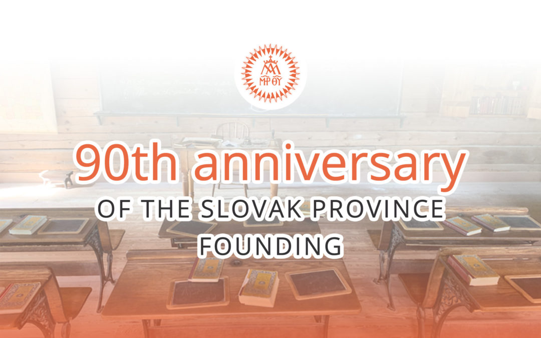 The Slovak province of Piarists commemorates the 90th anniversary of its founding